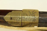 """Antique JAPANESE MATCHLOCK """"Tanegashima"""" MUSKETFascinating Ancient Weaponry with Silver Inlays - 16 of 25"""