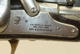 US Inspected CIVIL WAR Cavalry Carbine by MERRILL .54 Caliber Breech-Loading CAVALRY Carbine! - 7 of 24