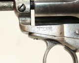 """NOTCHED & INITIALED Antique COLT 1877 LIGHTNING HOLSTERED .38 """"SHERIFF'S MODEL"""" Made in 1879 - 7 of 19"""