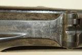 INDIAN WAR Antique SPRINGFIELD 1873 TRAPDOOR Rifle First Trapdoor in the Original .45-70 GOVT! - 9 of 21