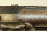 BULLET STRUCK Antique HARPERS FERRY M1842 MUSKET Civil War Infantry Musket Made Circa 1845! - 11 of 25