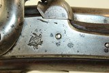 BULLET STRUCK Antique HARPERS FERRY M1842 MUSKET Civil War Infantry Musket Made Circa 1845! - 8 of 25