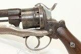"""RARE Antique """"DELHAXE SYSTEME"""" DAGGER Revolver - 4 of 17"""
