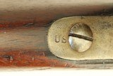 SPRINGFIELD Model 1816 MUSKET Original Flintlock to Percussion Converted in 1852 - 12 of 25