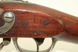 SPRINGFIELD Model 1816 MUSKET Original Flintlock to Percussion Converted in 1852 - 21 of 25