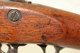 CIVIL WAR Springfield US Model 1863 Type II MUSKET Made at the SPRINGFIELD ARMORY with BAYONET - 16 of 24