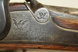 CIVIL WAR Springfield US Model 1863 Type II MUSKET Made at the SPRINGFIELD ARMORY with BAYONET - 6 of 24