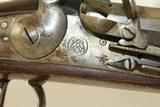 Flint ELEPHANT GUN for the BELGIAN-AFRICAN Trade Belgian Made for the African Trade - 9 of 20