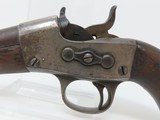 Rare NAVY REMINGTON M1867 ROLLING BLOCK Action .50 Caliber Pistol - 3 of 18
