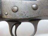 Rare NAVY REMINGTON M1867 ROLLING BLOCK Action .50 Caliber Pistol - 14 of 18