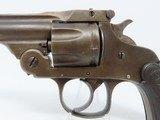 """HOPKINS & ALLEN """"Forehand Model 1901"""" .32 Caliber TOP BREAK DA Revolver C&R - 3 of 17"""