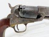 CIVIL WAR Era MANHATTAN FIRE ARMS CO. Series III Percussion POCKET Revolver - 19 of 20