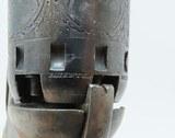 CIVIL WAR Era MANHATTAN FIRE ARMS CO. Series III Percussion POCKET Revolver - 11 of 20