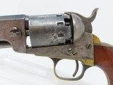 CIVIL WAR Era MANHATTAN FIRE ARMS CO. Series III Percussion POCKET Revolver - 3 of 20