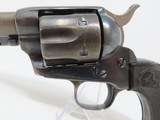1880 Antique COLT FRONTIER SIX-SHOOTER Model 1873 .44-40 WCF Revolver HARD TO FIND .44-40 WCF Colt 6-Shooter Made in 1880! - 3 of 17