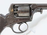 Antique DEANE, ADAMS & DEANE Adams Patent .32 Caliber Percussion REVOLVER Nicely ENGRAVED from the CIVIL WAR Period - 18 of 19