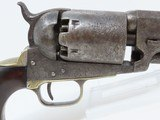 VERY RARE FACTORY ENGRAVED 3rd Model COLT DRAGOON .44 Caliber Revolver 1852 Noted by R.L. Wilson in his Book Colt Engraving - 20 of 22
