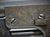 VERY RARE FACTORY ENGRAVED 3rd Model COLT DRAGOON .44 Caliber Revolver 1852 Noted by R.L. Wilson in his Book Colt Engraving - 6 of 22