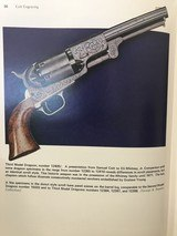 VERY RARE FACTORY ENGRAVED 3rd Model COLT DRAGOON .44 Caliber Revolver 1852 Noted by R.L. Wilson in his Book Colt Engraving - 22 of 22