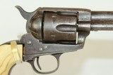 Black Powder Frame COLT SAA Peacemaker in .45 - 12 of 16