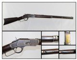 Antique WINCHESTER Model 1873 LEVER ACTION Rifle
