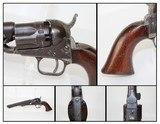 SCARCE Antique COLT 1862 POLICE Revolver Made 1861