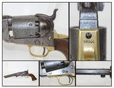 ANTEBELLUM Antique COLT Model 1851 NAVY Revolver - 1 of 17