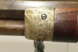 Antique Ulrich Engraved Winchester Model 1866 Lever Action Rifle Inscribed to Noble Spanish Family - 16 of 25