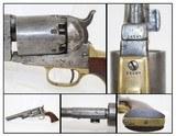 ANTEBELLUM Antique COLT DRAGOON .44 Revolver