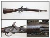SCARCE Antique SPRINGFIELD 1812 FLINTLOCK Musket