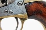 CIVIL WAR Antique COLT 1861 NAVY .36 Cal Revolver - 7 of 17