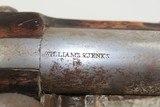 NEW ENGLAND Antique WILLIAMS & JENKS Flintlock - 9 of 15