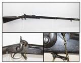 Rare CIVIL WAR Antique BLUNT-ENFIELD Rifle-Musket