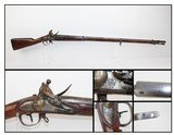 FRENCH Antique AN IX Flintlock Musket - 1 of 25