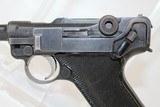 Rare FINNISH DWM 1923 Pistol w Marked HOLSTER - 5 of 19