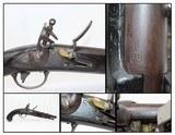 SIMEON NORTH U.S. Model 1816 FLINTLOCK Pistol