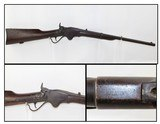 Iconic CIVIL WAR Antique SPENCER Repeating Carbine - 1 of 18