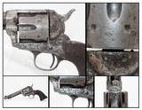 Antique COLT ARTILLERY Single Action Army Revolver
