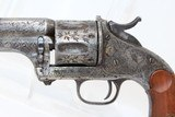 Antique MERWIN HULBERT Large Frame SAA Revolver - 6 of 15