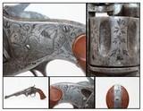 Antique MERWIN HULBERT Large Frame SAA Revolver - 1 of 15