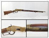 Antique Winchester YELLOWBOY Model 1866 .44 Musket