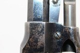 CIVIL WAR Antique ROGERS & SPENCER Army Revolver - 14 of 18