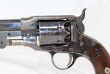 CIVIL WAR Antique ROGERS & SPENCER Army Revolver - 4 of 18