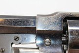 CIVIL WAR Antique ROGERS & SPENCER Army Revolver - 8 of 18