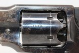 CIVIL WAR Antique ROGERS & SPENCER Army Revolver - 12 of 18