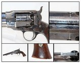 CIVIL WAR Antique ROGERS & SPENCER Army Revolver - 1 of 18
