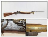 Late-18th Century IRISH Flintlock BLUNDERBUSS