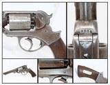 Scarce CIVIL WAR Antique STARR 1858 NAVY Revolver