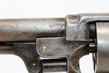 Marked CIVIL WAR Single Action Army STARR Revolver - 6 of 16