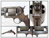 Marked CIVIL WAR Single Action Army STARR Revolver - 1 of 16
